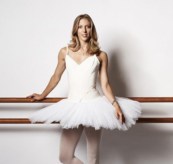 City Adult Ballet Guest Teacher The Australian Ballet's Ballerina Lana Jones