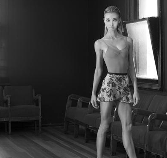 Teagan Lowe Guest Adult Ballet Teacher City Adult Ballet
